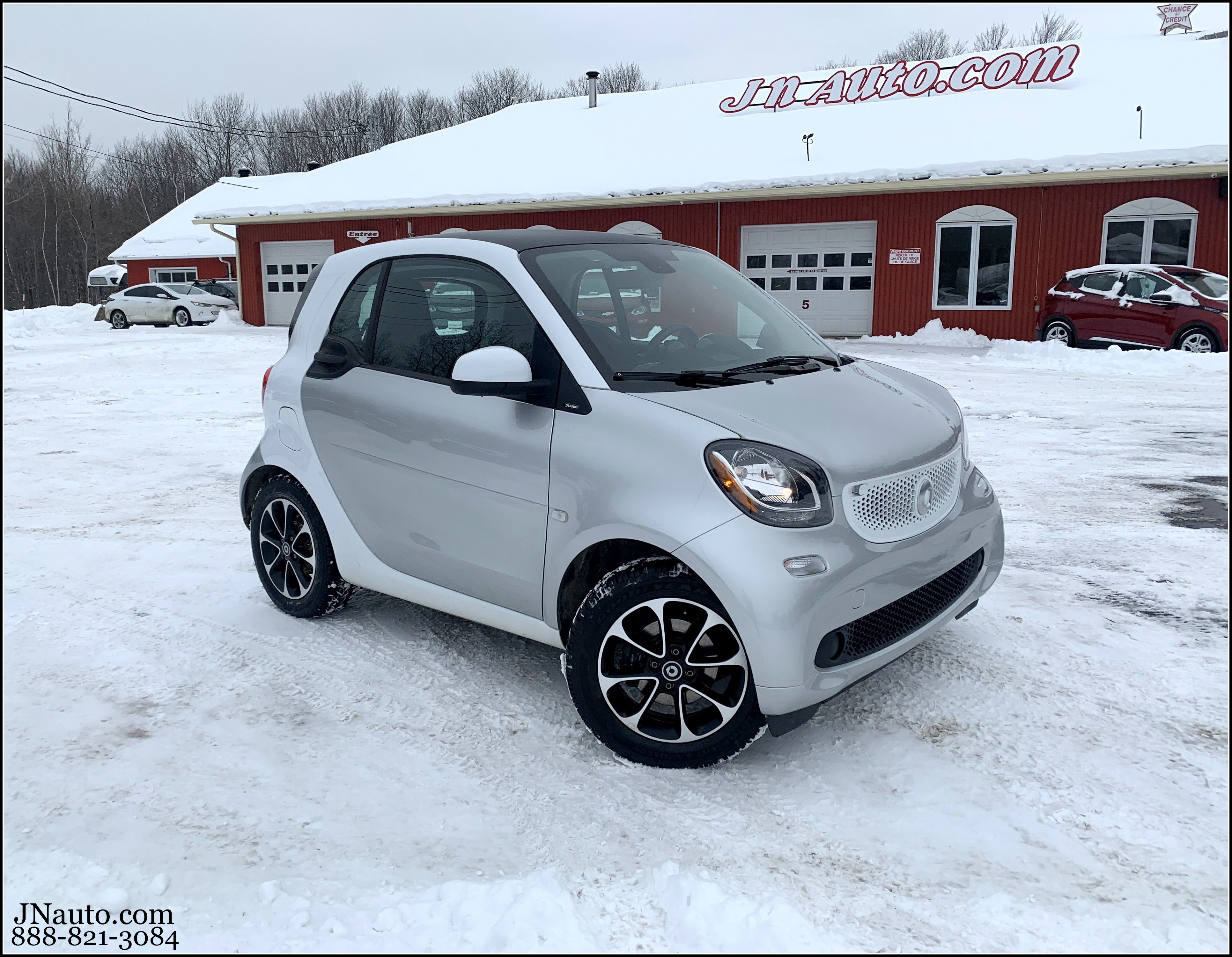 JN auto Smart Fortwo fortwo 2016
